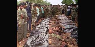 WAR CRIMES IN SRI LANKA'S WAR AGAINST THE TAMIL TIGERS