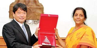 Japan's interest in Trincomalee and the 'great game' in the Indian Ocean