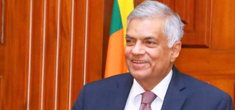 After 30 electoral defeats Ranil thinks he is still a leader