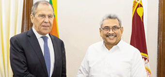 Russian FM Lavrov's visit and the paradigm shift in SL foreign relations