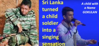 Sri Lanka's Victory: LTTE turned children into child soldiers. Sri Lanka brought out the talents in child soldiers
