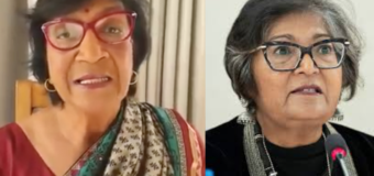 Two South African women on a witch hunt against Sri Lanka abusing their international roles