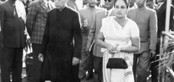 When Sirimavo stepped in to defuse Sino-Indian conflict in 1962.