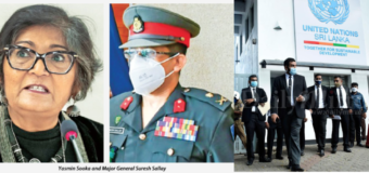 Sri Lanka's Intel head says ITJP & Sooka a threat to life – caution to Foreign MPs linked to LTTE fronts