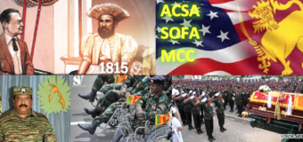 From LTTE to USA – Does Sri Lanka need a new war?