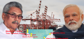 Colombo East Terminal – why Sri Lanka can never trust India