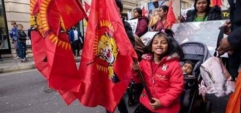 LTTE Tamil Terrorists' Child Soldering in Europe