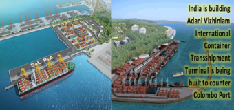Should India be given Colombo Port?
