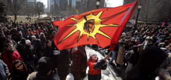 """Prime Minister Trudeau's Statement on the anniversary of Black July ignores those who """"Idle No More""""."""
