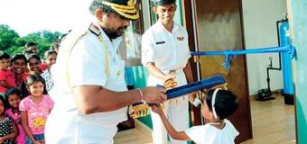 Navy's peacetime war against insidious killer