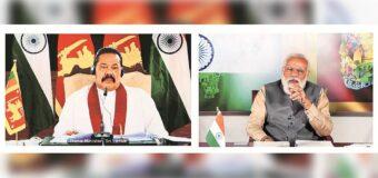 Why is Modi pushing Rajapaksa on the Tamils?