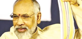 Wigneswaran, a threat to peace and reconciliation