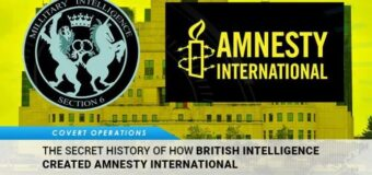 The Secret History Of How British Intelligence Created Amnesty International