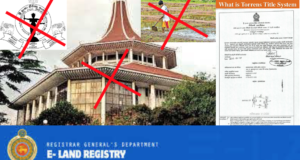 Courts – Lawyers & Land Owners omitted in setting up e-Land-Register