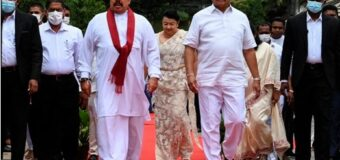 Sri Lanka approaches India and other countries for support in UNHRC