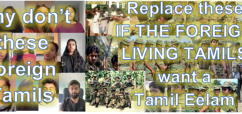 Do the foreign living LTTE diaspora kids know the suffering of Tamil LTTE child soldiers?