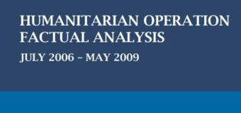 Humanitarian Operation Factual Analysis