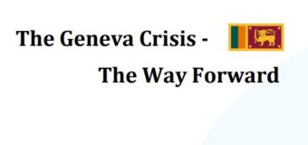 The Geneva Crisis – The Way Forward