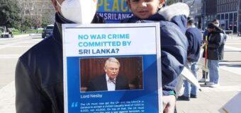 No War Crimes in Sri Lanka
