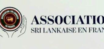 Thanks for supporting Sri Lanka – Sri Lankans in France