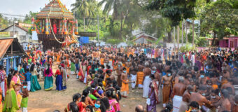 Jaffna Hindu Temple Violate Covid Guidelines
