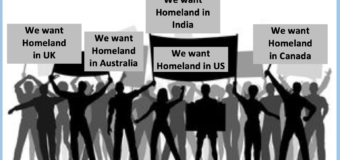 Tamil Eelam in Tamil Nadu or every ethnic group around the world will demand Homelands too