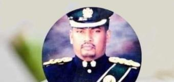 16th Death Anniversary of Col. Tuan Nizam Muthalif.