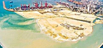 US imposes sanctions on Chinese project in Sri Lanka – Beijing describes US moves as 'unilateral and unjust'