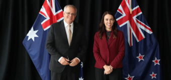 New Zealand PM aligns with Washington over Indo-Pacific