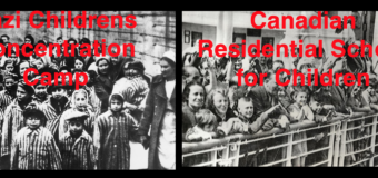 Canada's Genocide & Holocaust against the Natives of Canada no different to Nazi Concentration Camps
