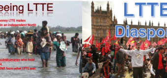 Non-LTTE Tamils/Diaspora vs LTTE-Tamils/Diaspora