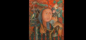 In Memory Of  Manjusri –  Painter, Scholar Who Passed Away In July 1982